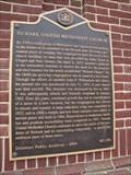 Image for Newark United Methodist Church (NC-136) - Newark, DE