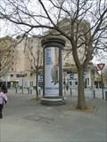 Image for Colonne Morris - Avenue Wolfgang Amadeus - Aix en Provence, Paca, France