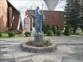 Image for L'Évêque Giovanni Battista Scalabrini  - Bishop Giovanni Battista Scalabrini - Montréal, Québec