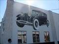 Image for Matthews Memory Lane auto mural, Portland, OR