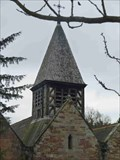 Image for Bell Tower, St Leonard's Church, Ribbesford, Worcestershire, England