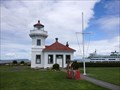 Image for Lighthouse Nautical Flagpole - Mukilteo, WA