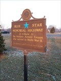 Image for Blue Star Memorial Highway - Muskegon, Michigan