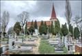 Image for Hrbitov v Chržíne / Chržín Cemetery (Central Bohemia)