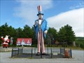 Image for TALLEST - Uncle Sam in the World - Lake George, NY