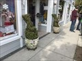 Image for Rabbit Topiary - Half Moon Bay, CA