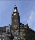 Image for City Hall Elberfeld - Wuppertal, NRW, Germany