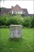 Image for A422 Banbury Road Milestone, Stratford upon Avon, Warwickshire, UK