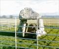 Image for Bodowyr Burial Chamber, near Llangaffo, Ynys Môn, Wales