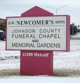 Johnson County Memorial Gardens Worldwide Cemeteries On