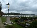 Image for komunální hrbitov / municipal cemetery - Bernartice, okres Benešov, CZ