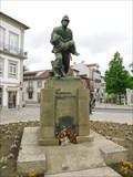 Image for Ao Bombeiro Voluntário - Barcelos, Portugal