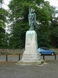 Image for WWI/II Memorial, Priory Gardens, Leominster, Herefordshire, England