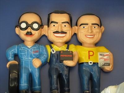 Pep Boys, Pane 2, Pasadena, CA