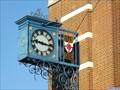 Image for George Green School Clock - East India Dock Road, London, UK