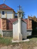 Image for Wayside shrine - Plzen, Czech Republic