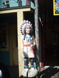 Image for Cigar Store Indian - Skagway, Alaska