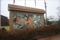 Image for Davy Crockett Spring Mural -- Crockett TX