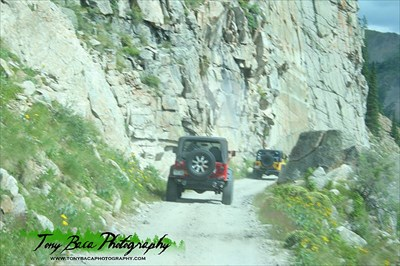 A friend going by Split Rock. Split Rock on the right.