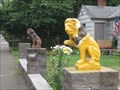 Image for Pair of Lions - 17th Street - Salem, Oregon