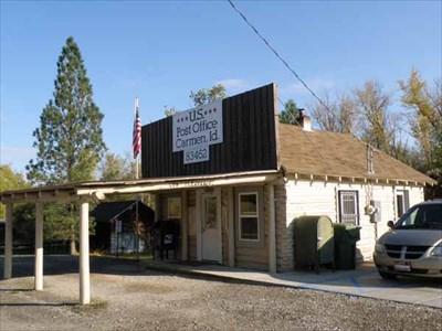 Carmen Idaho 83462 U S Post Offices On Waymarking Com