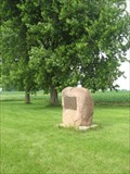 Image for The Estherville Meteorite - rural Estherville, IA