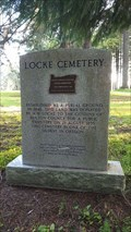 Image for Locke Cemetery Historical Marker - Corvallis, OR