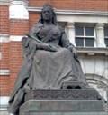 Image for Queen Victoria - Town Hall, Croydon, Surrey UK