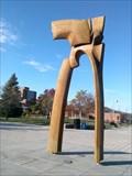 Image for Pegasus sculpture - Vestal, New York