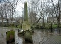 Image for Grave of Daniel Defoe - Bunhill Fields - London, England