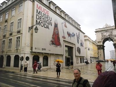 Mude Design And Fashion Museum Lisboa Portugal Satellite Imagery Oddities On Waymarking Com