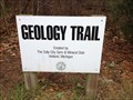 Image for DeGraaf Nature Center Geology Trail - Holland, Michigan