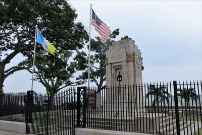 veritas vita visited Combined War Memorial