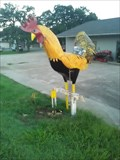 Image for Huge Yellow Rooster - Siloam Springs AR
