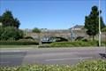 Image for Stone Railway Bridge -- Cardiff Bay Line, Bute Street, Cardiff, Wales, UK