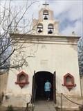 Image for San Xavier del Bac Chapel Cemetery, Pima County, Arizona