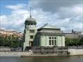 Image for Art Nouveau hydropower plant - Praha, Czech republic