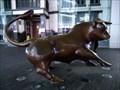 Image for Bronze Bull - Birmingham, England, UK.