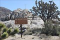 Image for The Mojave Cross -- Mojave National Preserve, nr Cima CA