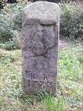 Image for Historic Borderstone - Thiemitz/ Bayern/ Germany