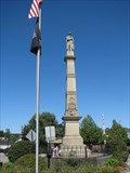 Image for Woonsocket Civil War Monument - Woonsocket, Rhode Island