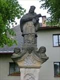 Image for St. John of Nepomuk // sv. Jan Nepomucký - Vesec, Czech Republic