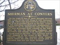Image for Sherman at Conyers