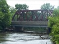 Image for Railroad Bridge over Huron River - South Rockwood, MI