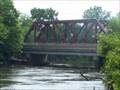 Image for Railroad Bridge over Huron River - South Rockwood, MI