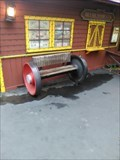 Image for Railroad Wheels Benches - Silver Dollar City - Branson MO