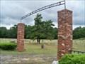 Image for Metal Arch, East Berlin Memorial Cemetery, West Berlin, NJ