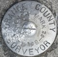 Image for Orange County Surveyor 404-10B-82 Benchmark - Fullerton, CA