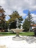 Image for John W. Underhill Fountain