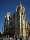 Image for La Cathédral Santa Maria, Leon, Espagne